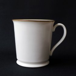 画像1: 今村製陶:JICON マグカップ 大(渕錆)